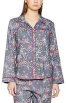 Cyberjammies Women's Louisa Pyjama Top,(Manufacturer Size: 40)