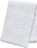TREND LAB, LLC Trend Lab Gray Chevron Deluxe Swaddle Blanket