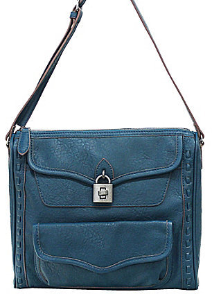 Jessica Simpson Madison Messenger Bag