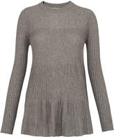 Whistles Pleat Detail Trapeze Knit