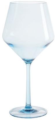 Pottery Barn Happy Hour Acrylic Wine Glasses