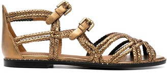 See by Chloe Braided Strap Sandals