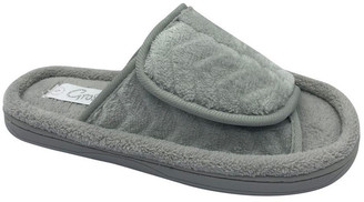 Grosby Invisible Lush 2 Grey Slipper