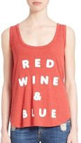 Wildfox Couture 4th Of July Tank Top
