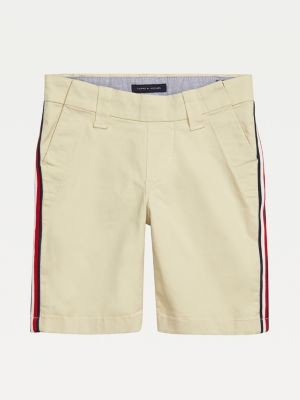 Tommy Hilfiger Adaptive Seated Fit Stripe Shorts