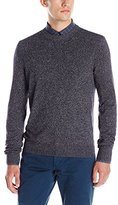 Theory Men's Riland Glazier Crew Neck Sweater