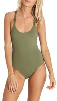 Billabong Women's It's About One-Piece Swimsuit