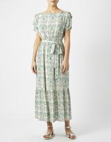 Monsoon Fliss Print Dress