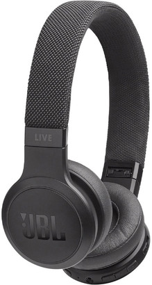JBL Live 400BT Wireless On-Ear Headphones