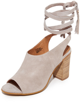 Matiko Heiga Wrap Sandals