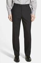 Linea Naturale High Twist Wool Trousers