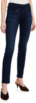 7 For All Mankind Jen7 By Riche Touch Skinny Ankle Jeans, Dark Blue