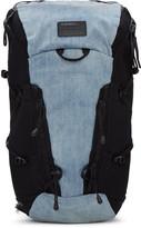 Diesel Blue Denim D-running Backpack