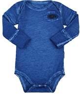 Nununu Eye-Patch Cotton Jersey Bodysuit