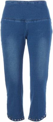 Slim Sation SLIM-SATION Women's Capri Legging