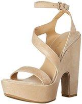 Stuart Weitzman Women's Saucy Platform Sandal