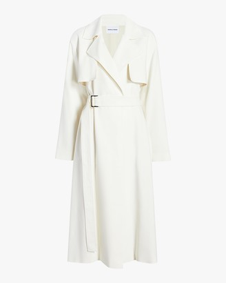 Michelle Waugh The Carina Oversized Belted Trench Coat
