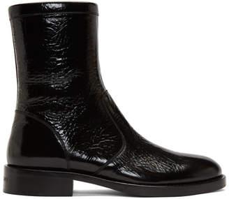 Givenchy Black Cruz Boots