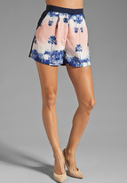 Finders Keepers Burning Ground Shorts
