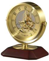 Howard Miller Soloman Skeleton MVMT Table Clock