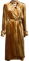 A.L.C. belted mid coat