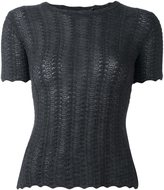 Ermanno Scervino 'Alumn' knitted top
