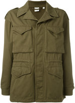 Aspesi front pockets coat
