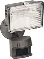 Heath Zenith Heath / Zenith SL-5525-BZ-C 180 Degree Halogen Motion Sensing Security Light, Bronze