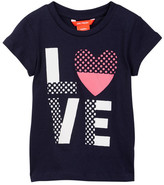Joe Fresh Short Sleeve Tee (Toddler & Little Girls)