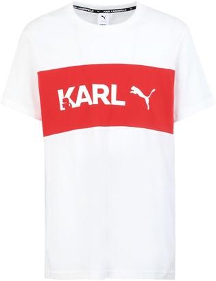 Karl Lagerfeld Paris PUMA x T-shirts