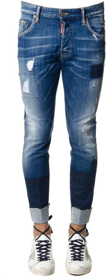 DSQUARED2 Skater Denim Stretch Jeans