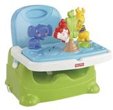 Fisher-Price Discover 'n Grow Busy Baby Booster - Green/blue