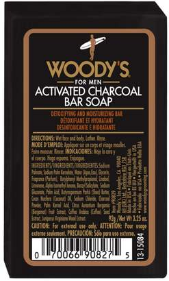 Activated Charcoal Bar Soap 92g