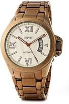 Esprit WEGA FORTIS GOLD ES101311704- Men's Watch