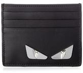 Fendi Bag Bugs Leather Cardholder