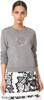 Carven Long Sleeve Sweatshirt