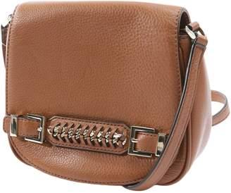 Diane von Furstenberg \N Brown Leather Clutch bags