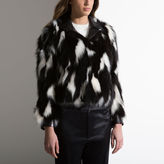 Bally Cropped Fur Jacket