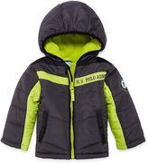 U.S. Polo Assn. Heavyweight Puffer Jacket - Boys-Baby