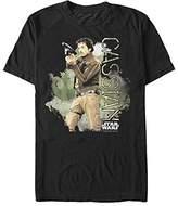 Star Wars Men's Rogue One Cassian T-Shirt