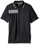 adidas Kids - Elite Polo Boy's Short Sleeve Pullover
