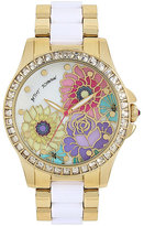 Betsey Johnson Falling For Flowers Watch