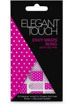 Elegant Touch Envy Wraps Bling Self Adhesive Dotty Hot Pink