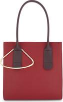 Roksanda Grained leather mini weekend tote bag