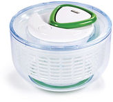 Zyliss NEW Easy Spin Small Salad Spinner White