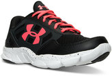 Under Armour Women's Engage BL Running Sneakers from Finish Line