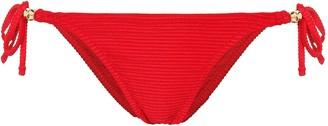 Heidi Klein Puglia side tie bikini bottoms