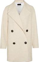 Joseph Maubert cotton-blend bouclé coat