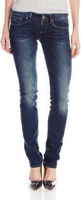 G Star Women's 3301 Straight Leg Jean