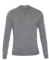 Wooyoungmi Seam-detail wool sweater